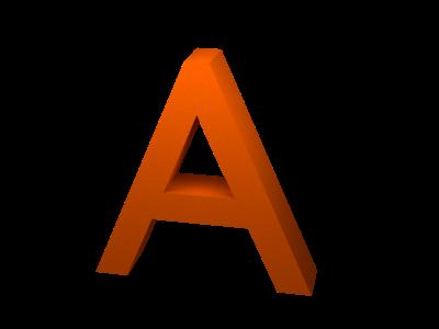 litery przestrzenne || litery z pcv, pleksi, styroduru, drewna...